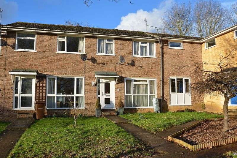 3 Bedrooms Terraced House for sale in Cavalier Road, Thame