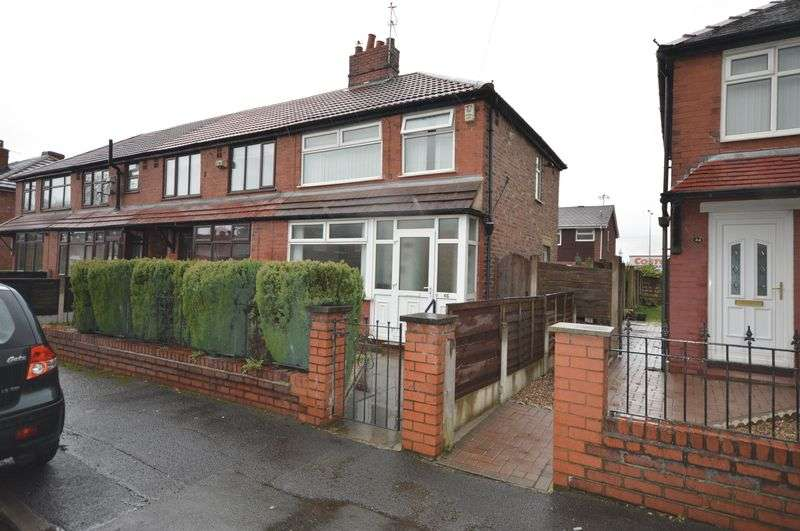 2 Bedrooms Terraced House for sale in Argyll Road, Oldham