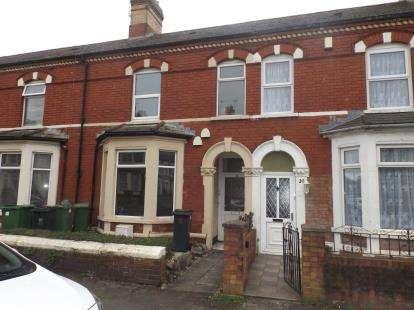 3 Bedrooms Flat for sale in Cambridge Street, Grangetown, Caerdydd, Grangetown