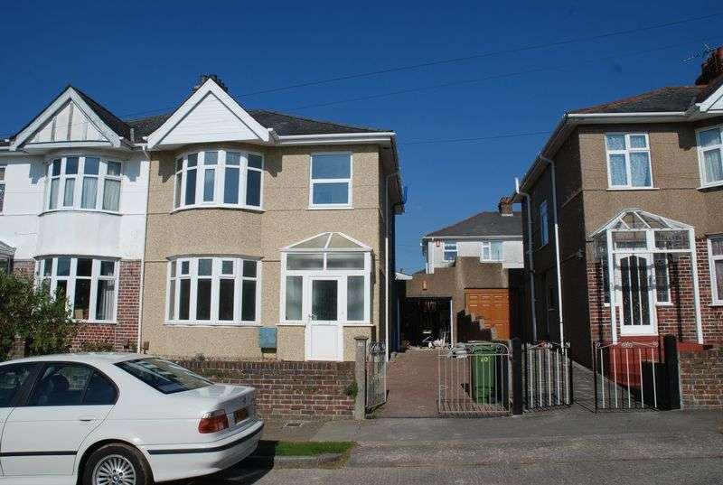 3 Bedrooms Semi Detached House for sale in Langhill Road, Peverell - classic 3 bed Semi