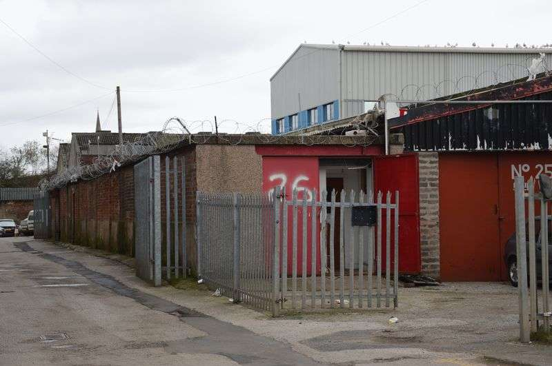 Property for sale in Cobden Street, Salford