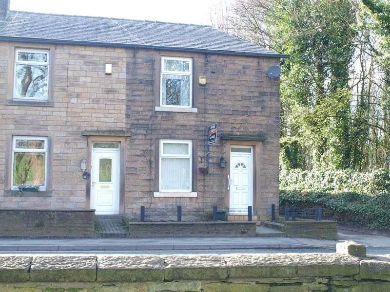 1 Bedroom House for sale in Newhey Road, Milnrow, OL16 4JF