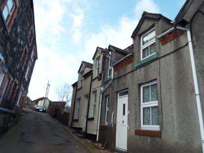 1 Bedroom Terraced House for sale in Hill Street, Corwen, Denbighshire, LL21