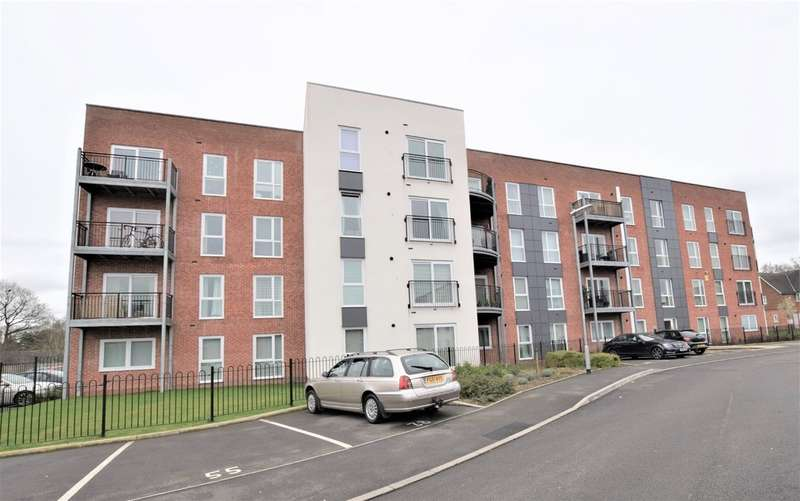 2 Bedrooms Flat for sale in Sheen Gardens, Heald Green