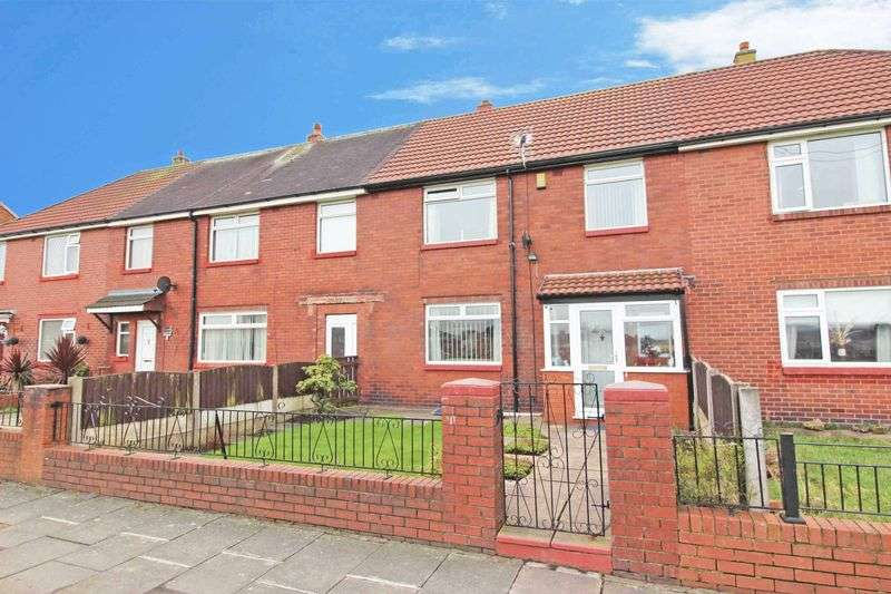 3 Bedrooms Terraced House for sale in Medway Walk, Pemberton, Wigan