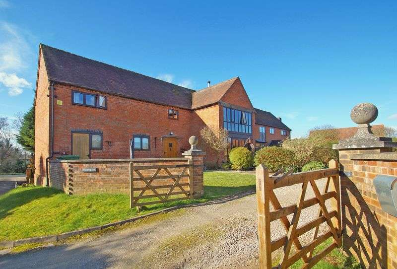 4 Bedrooms Semi Detached House for sale in Mere Green, Droitwich