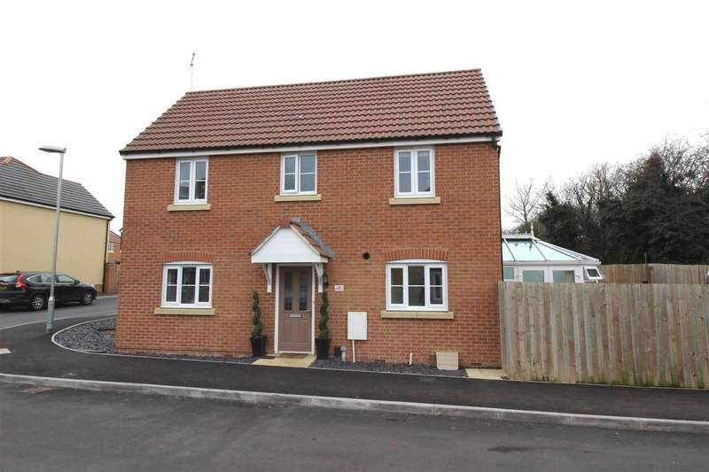 3 Bedrooms Property for sale in Mustang Way, Moulden View, Swindon