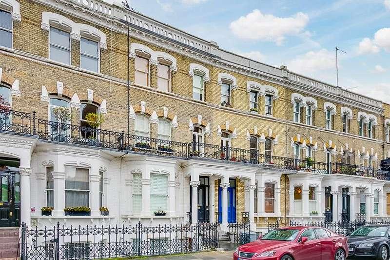 1 Bedroom Property for sale in Lisgar Terrace, London, W14