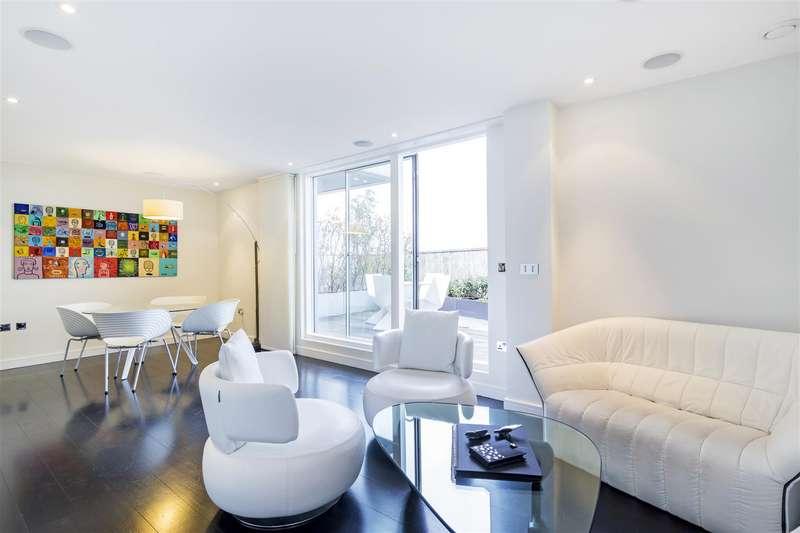 3 Bedrooms Flat for sale in Caro Point, Grosvenor Waterside, 5 Gatliff Road, Chelsea, London SW1W