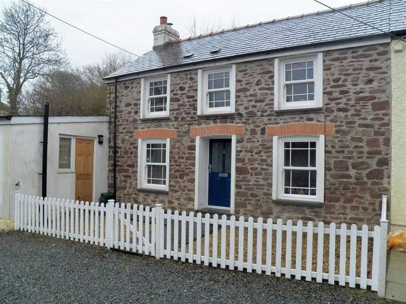 2 Bedrooms Property for sale in Guildford Bridge, Llangwm, Haverfordwest