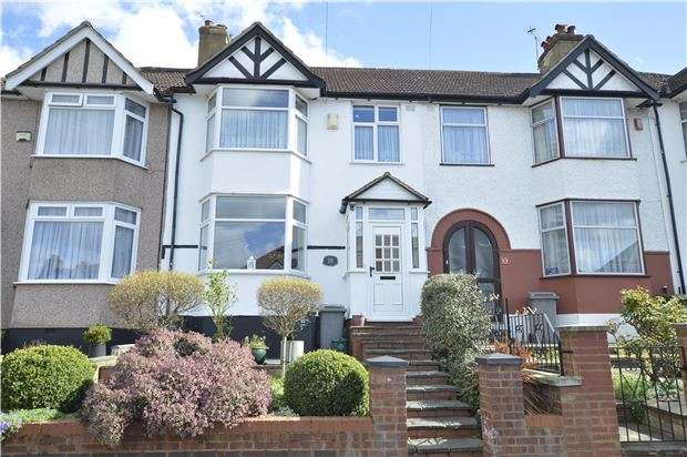 4 Bedrooms Terraced House for sale in Wood Close, LONDON, NW9 7NR