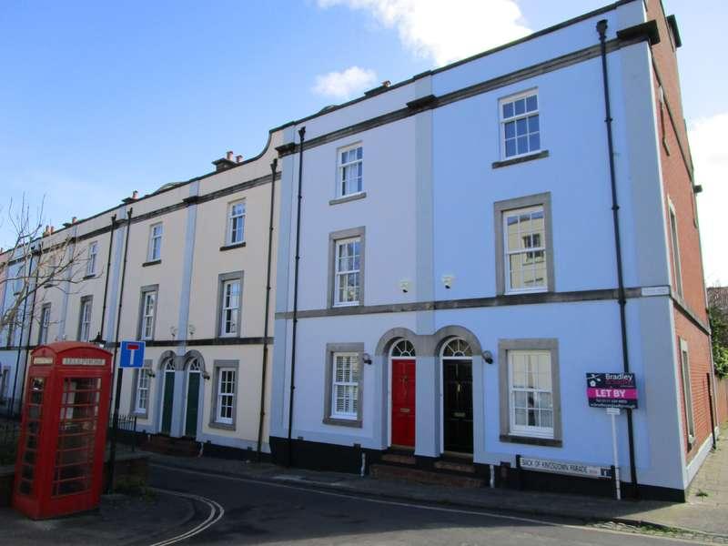 4 Bedrooms Terraced House for rent in Saville Mews, Kingsdown