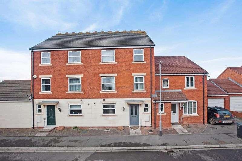 5 Bedrooms Terraced House for sale in Meadowlands Avenue, Bridgwater