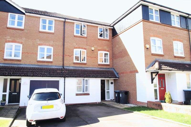 5 Bedrooms Terraced House for sale in Evans Wharf, Hemel Hempstead