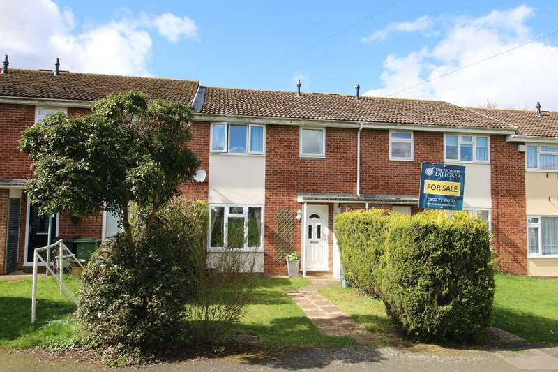 3 Bedrooms Terraced House for sale in Barra Close, Oakley, Basingstoke, RG23
