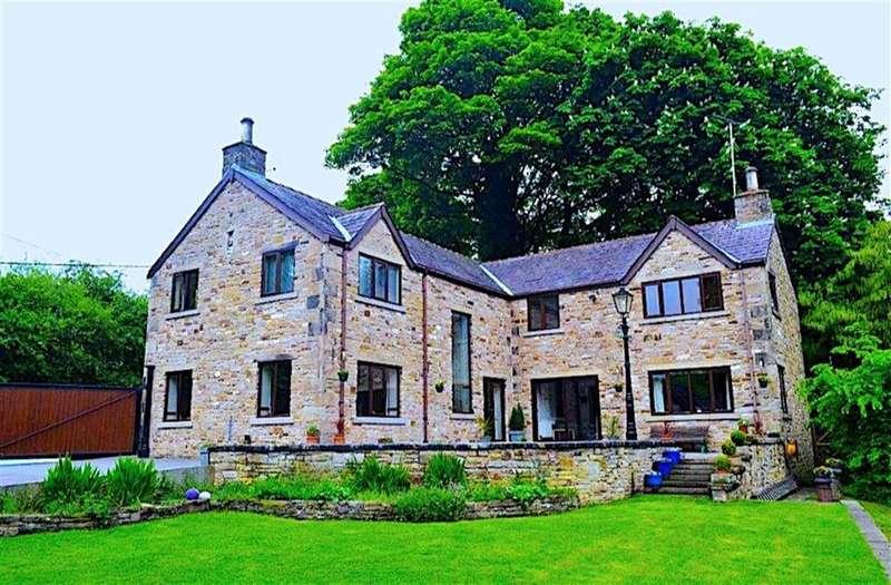 5 Bedrooms Property for sale in Dean Terrace, Park Bridge, Ashton-under-lyne, Lancashire, OL6