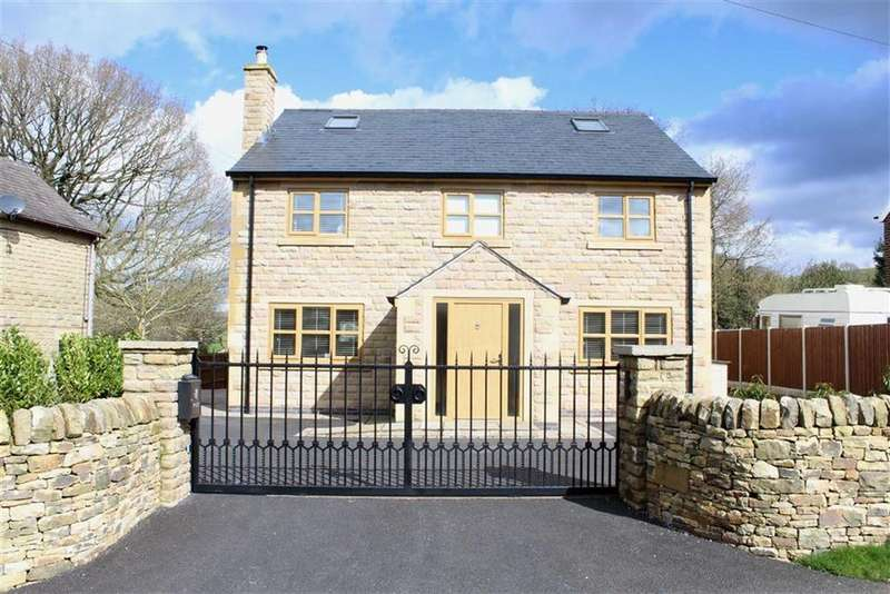 6 Bedrooms Detached House for sale in Laneside Road, New Mills, High Peak, Derbyshire