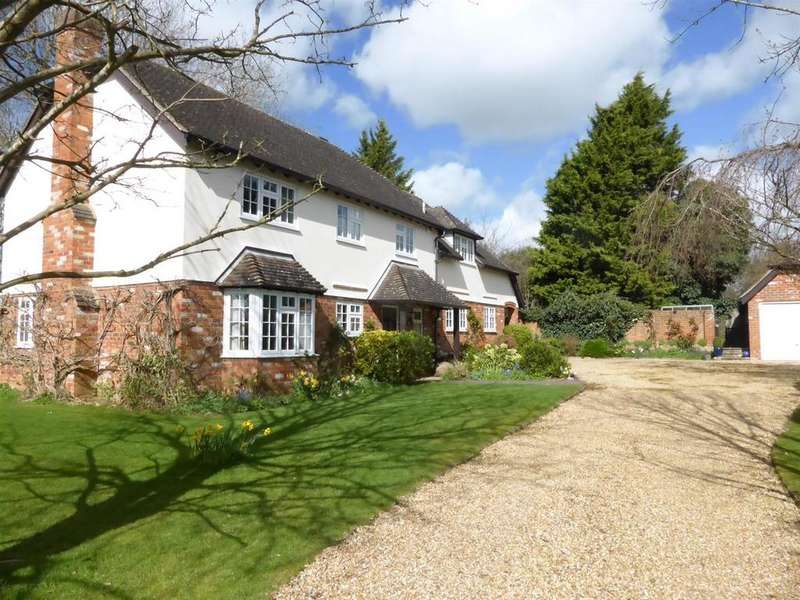 4 Bedrooms Detached House for sale in The Old Orchard, Calcot, Reading