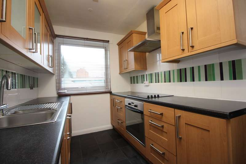 1 Bedroom Apartment Flat for sale in Tettenhall Road, Wolverhampton, West Midlands, WV6