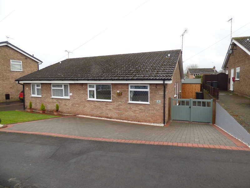 2 Bedrooms Detached House for sale in Priory Close, Thringstone