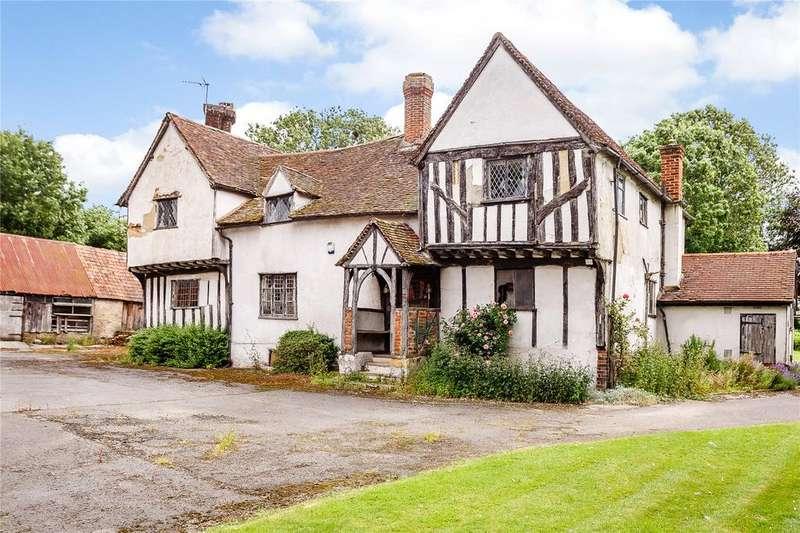 6 Bedrooms Unique Property for sale in Cromer, Stevenage, Hertfordshire, SG2
