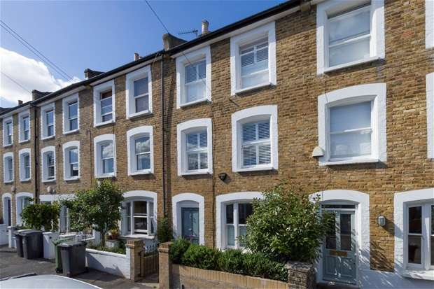 4 Bedrooms Terraced House for sale in Mount Ash Road, Sydenham