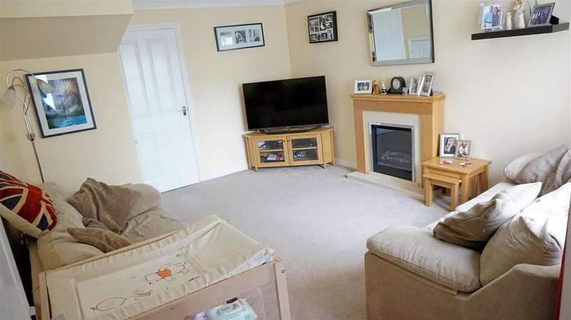 3 Bedrooms Semi Detached House for sale in Gadwall Croft, Newcastle