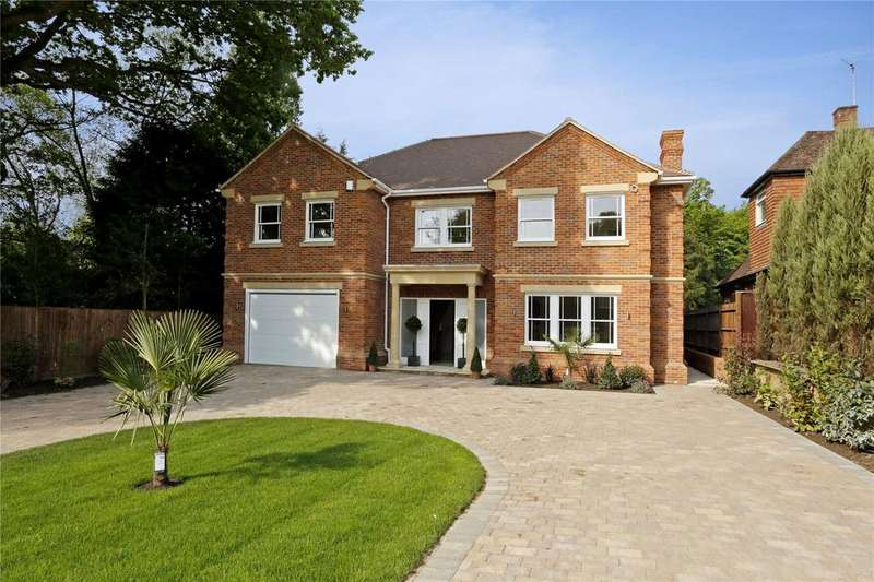 6 Bedrooms Detached House for sale in Lowswood Close, Northwood, Middlesex, HA6