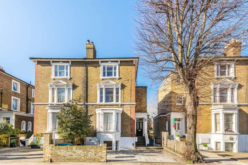 1 Bedroom Flat for sale in Church Road, Richmond, TW9