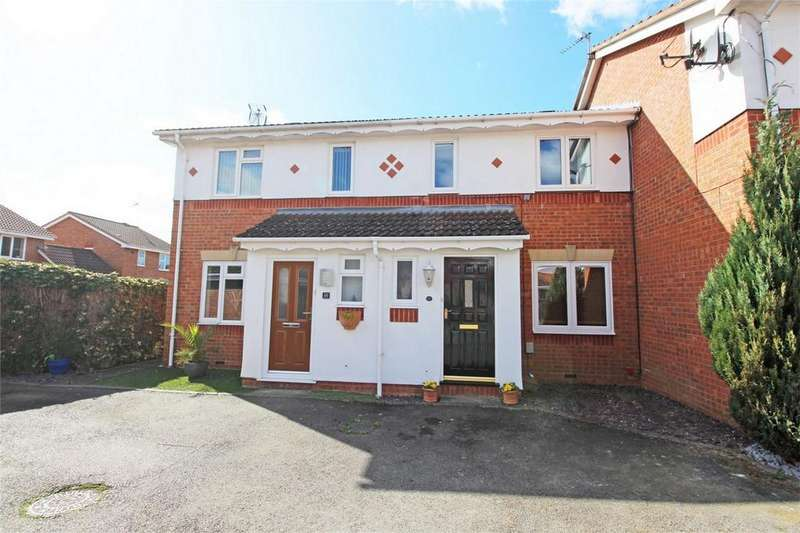 3 Bedrooms Terraced House for sale in Trajan Gate, Stevenage, Hertfordshire