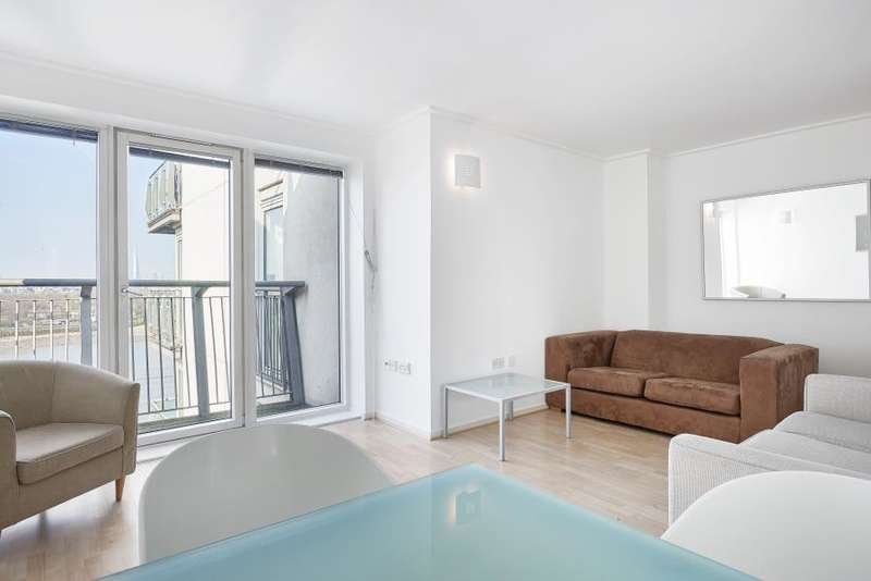 2 Bedrooms Apartment Flat for sale in Seacon Tower, Canary Wharf, E14
