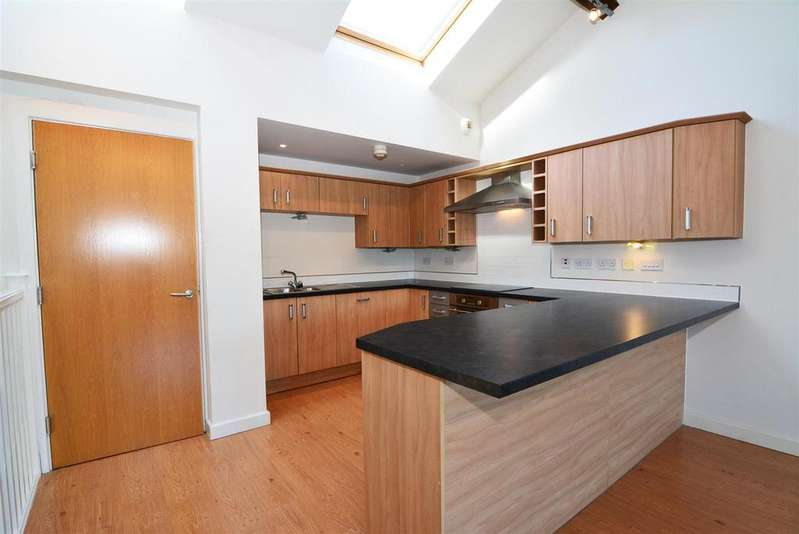 2 Bedrooms Apartment Flat for sale in Whitfield Mill, Meadow Road, Apperley Bridge