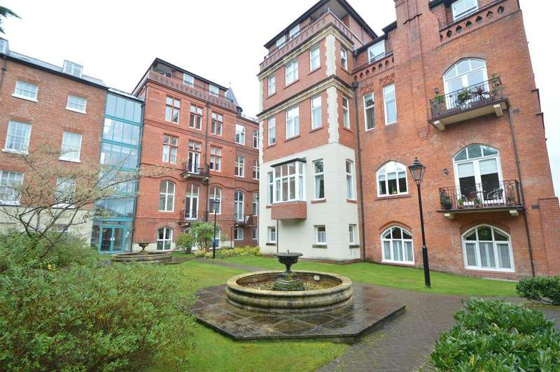 2 Bedrooms Apartment Flat for sale in 14 Kingsland Bridge Mansions, Murivance, Shrewsbury SY1 1JF