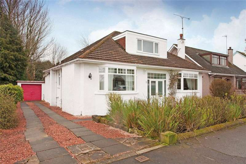 4 Bedrooms Detached Bungalow for sale in Blackhouse Avenue, Newton Mearns, Glasgow