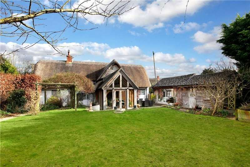 5 Bedrooms Detached House for sale in Stanton Harcourt, Oxfordshire, OX29