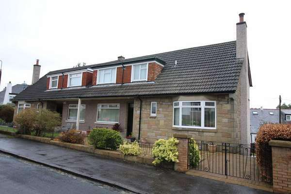 4 Bedrooms Semi-detached Villa House for sale in 18 Welbeck Street, Greenock, PA16 7RW
