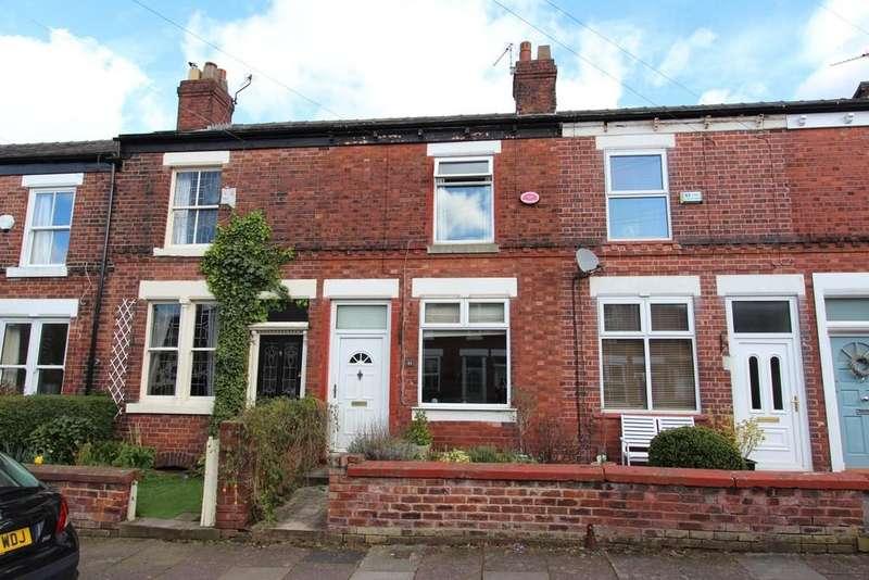 2 Bedrooms Terraced House for sale in New Beech Road, Heaton Mersey