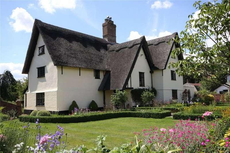 6 Bedrooms Detached House for sale in Fairstead Lane, Hempnall, Norfolk