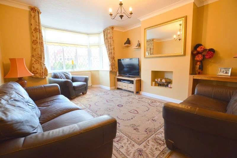 3 Bedrooms Semi Detached House for sale in Swifts Green Road, Putteridge, Luton, LU2 8BP
