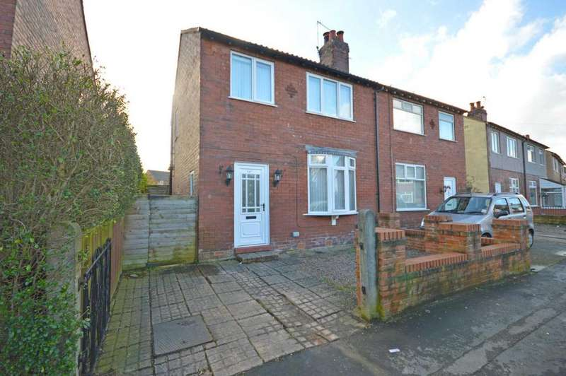 3 Bedrooms Semi Detached House for sale in Butley Street, Hazel Grove
