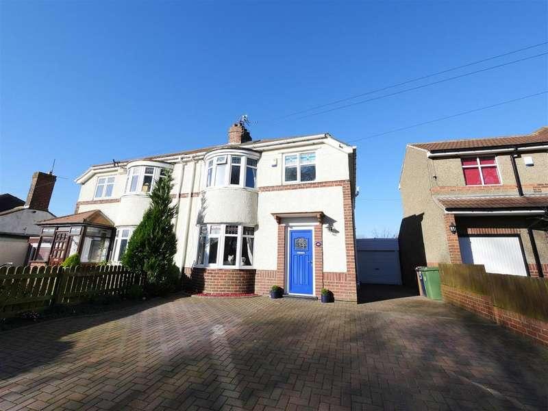 3 Bedrooms Semi Detached House for sale in West Park, Middle Herrington, Sunderland