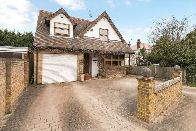 3 Bedrooms Chalet House for sale in Sylvan Road, Rainham, Kent