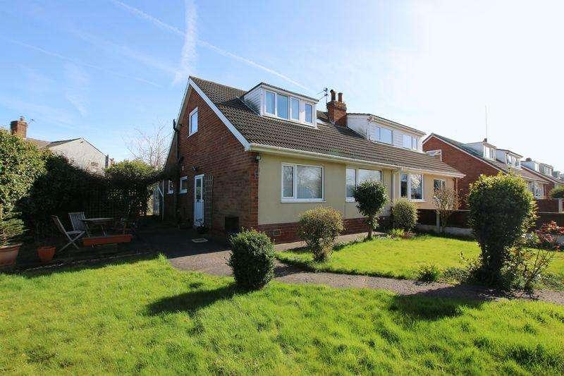 3 Bedrooms Semi Detached House for sale in Liverpool Road, Walmer Bridge