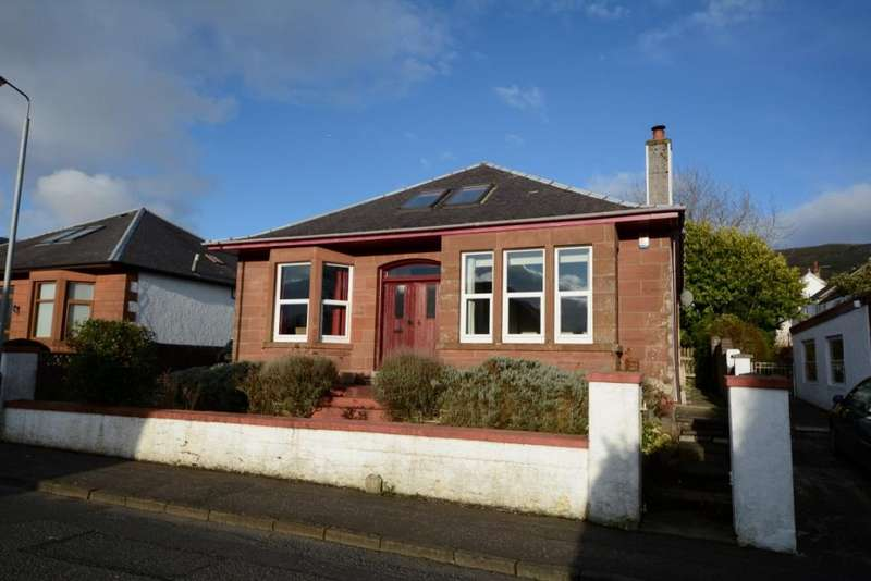 4 Bedrooms Detached House for sale in 94 Moorburn Road, Largs, KA30 9DG