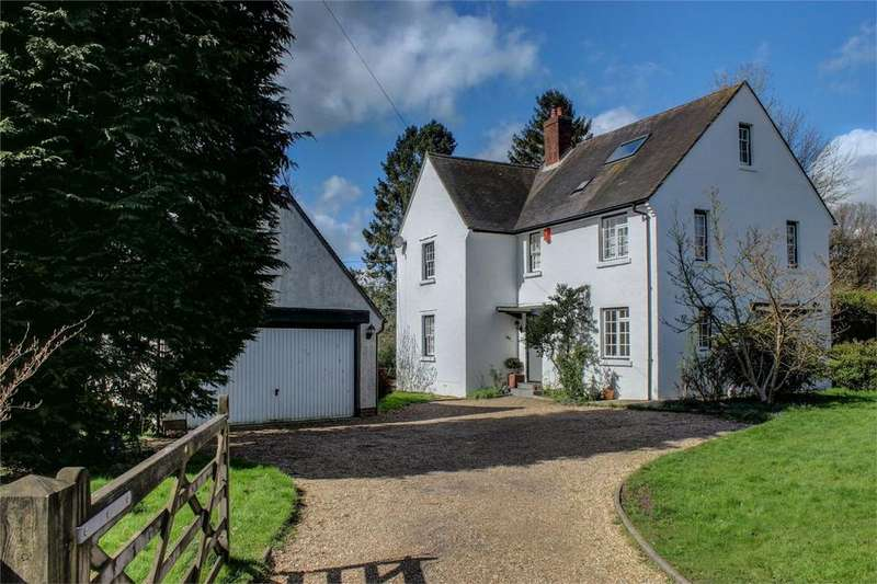 4 Bedrooms Detached House for sale in Boyneswood Road, Medstead, Alton, Hampshire