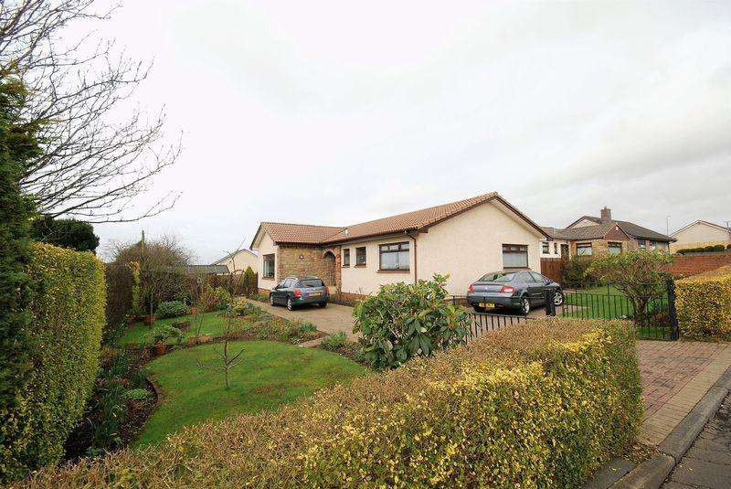 3 Bedrooms Detached Bungalow for sale in 122 Arran Drive, Auchinleck , KA18 2BS