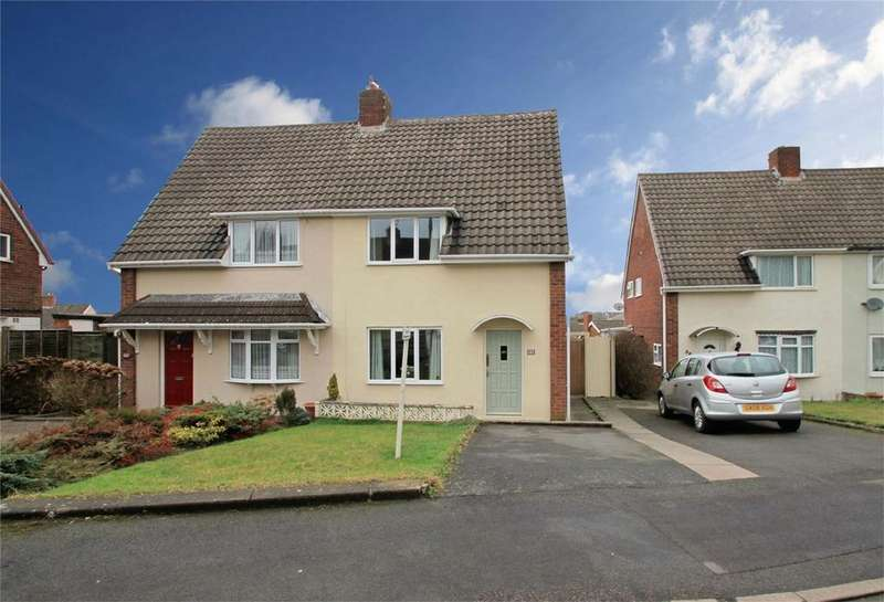 3 Bedrooms Semi Detached House for sale in Hawkesley Road, DUDLEY, West Midlands