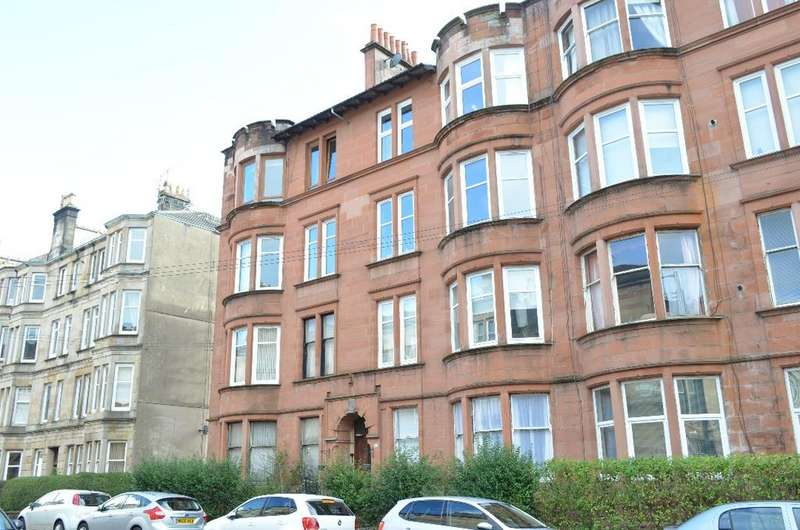 1 Bedroom Flat for sale in Deanston Drive, Flat 3/2, Shawlands, Glasgow, G41 3AL