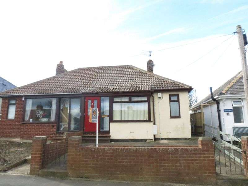 1 Bedroom Bungalow for sale in Hardwick Street, Blackhall Colliery