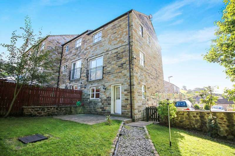3 Bedrooms Property for sale in Kirkstall Gardens, Keighley, BD21